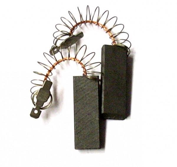 balais de charbon GOMES, compatible Balais de charbon lave-linge Bosch WOF 1600, WOF 1601