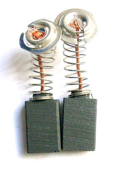 balais de charbon GOMES, compatible Balais de charbon Makita CB-303 (5x11x16,5)