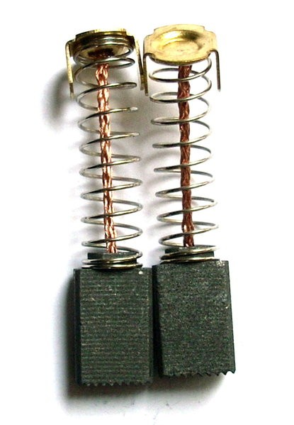 balais de charbon GOMES, compatible Balais de charbon Makita CB-103/CB-102/CB-101/CB-100 (6x10x15)