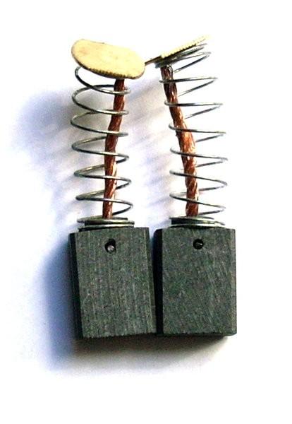 balais de charbon GOMES, compatible Balais de charbon Makita CB-408/CB-410/CB-411/CB-422 (6x9x12)